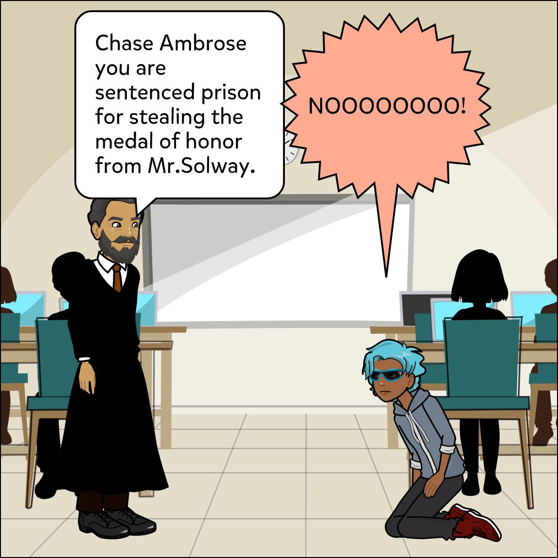 recreating stories lesson exemplar comic panel 1